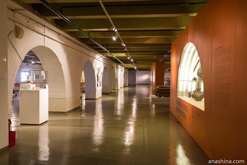 Выставочный зал Музея Москвы