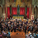 DSCN0126c Suite: Hary Janos, Zoltan Kodaly. Ealing Symphony Orchestra, leader Peter Nall, Conductor John Gibbons. St Barnabas Church, west London. 14th July 2018