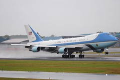 92-9000 Boeing VC-25A Air Force 1