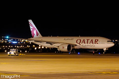 A7-BFF Qatar Cargo