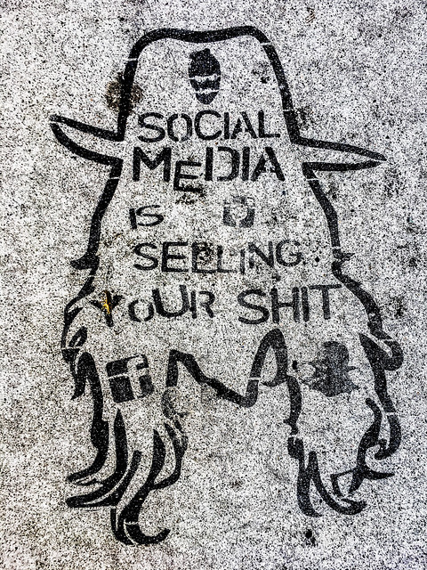 Social Media is Selling Your Shit
