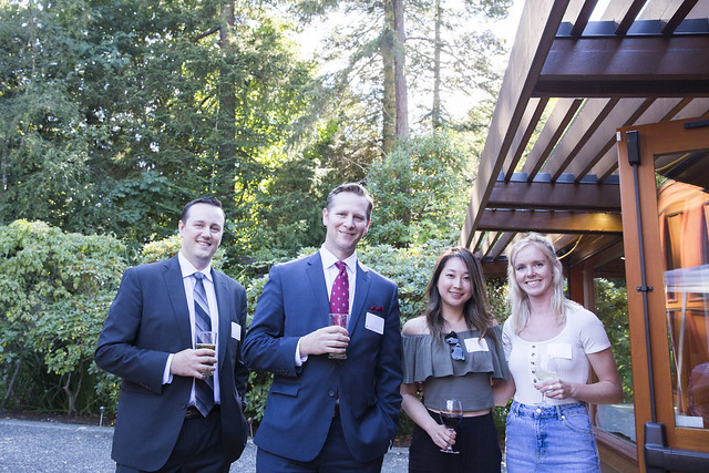 2018 Victoria Alumni & Friends Summer BBQ