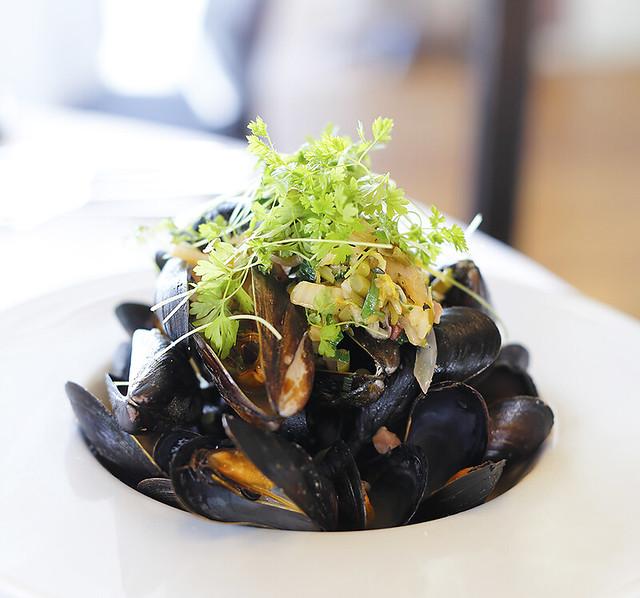East Coast Mussels