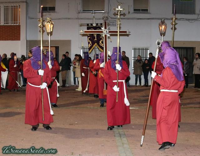 Procesión del Cristo de la Preciosa Sangre. Miércoles Santo