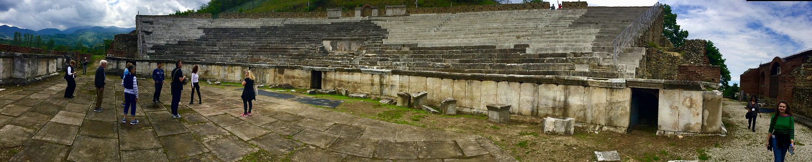 201705 - Balkans - Heraclea Lyncestis Ampitheater - 65 of 89 - Bitola, May 27, 2017