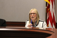 Rep. Hall chairs the first meeting of a new school safety working group