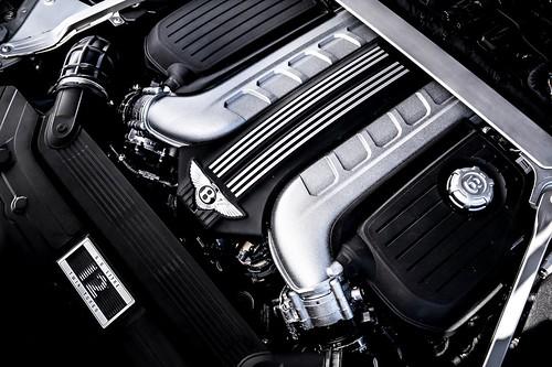 Bentley Continental GT (圖8)- 搭載全新W型12缸引擎