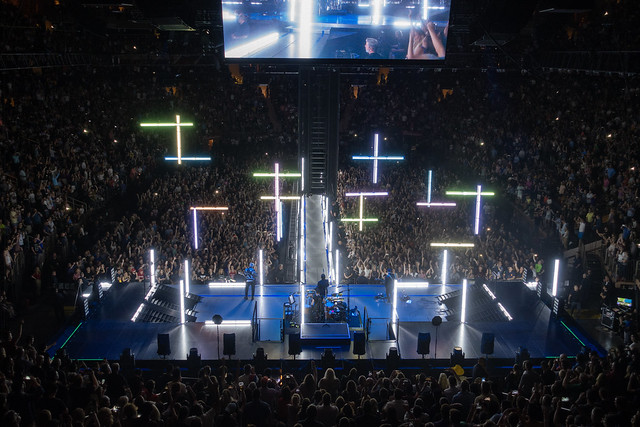 U2 : eXPERIENCE + iNNOCENCE Tour 2018 - Madison Square Garden, New York (2018)