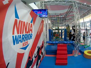 Enseña tus dotes en el 'Kids Ninja Warrior'