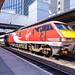 LNER 'Darlington Hippodrome' 91126 at Leeds