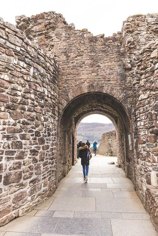 Urquhart Castle - Scotland 2017