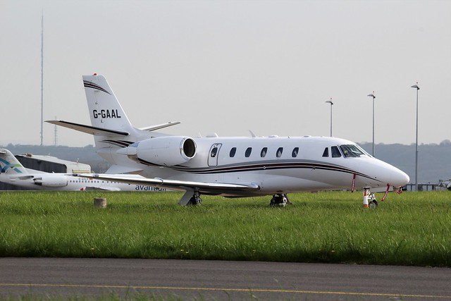 Cessna 560 Citation XLS G-GAAL