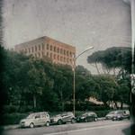 Roma - vista Palazzo della civiltà - https://www.flickr.com/people/142306595@N04/