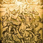 Guido Reni La caduta dei Giganti Stampe 1974, 24 - https://www.flickr.com/people/35155107@N08/