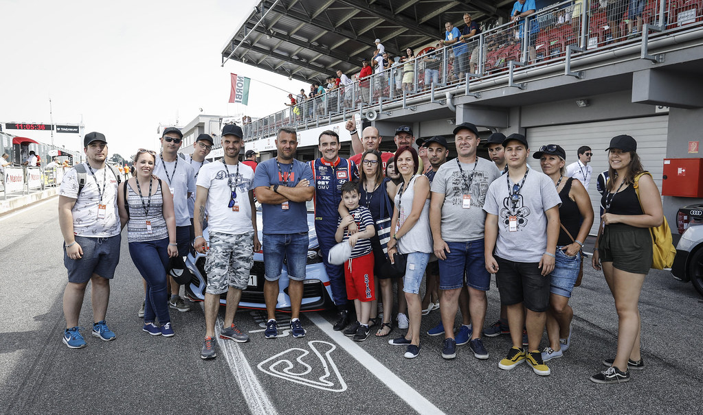 GUEST MICHELISZ Norbert, (hun), Hyundai i30 N TCR team BRC Racing, portrait during the 2018 FIA WTCR World Touring Car cup race of Slovakia at Slovakia Ring, from july 13 to 15 - Photo François Flamand / DPPI.
