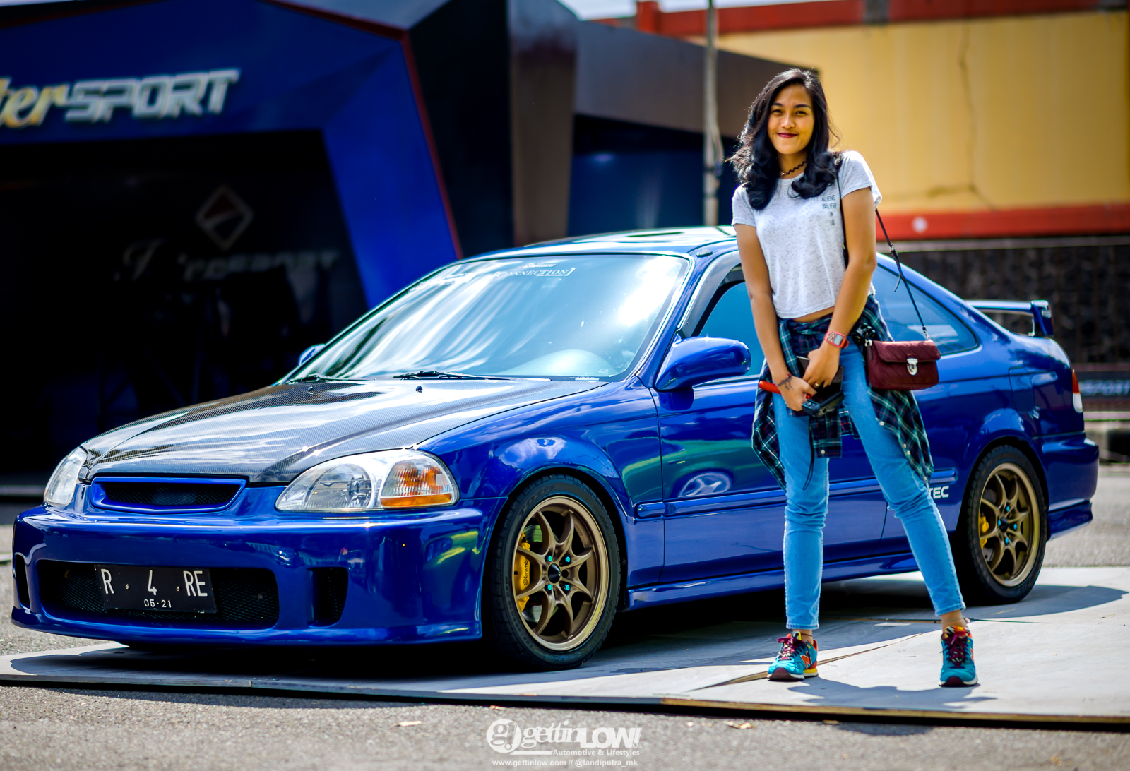 INTERSPORT PROPER CAR CONTEST PURWOKERTO