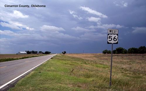 Cimarron County OK