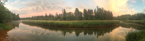2018 canada princeedwardisland pei wheatleyriver vacation panorama iphone viewfromthecottage