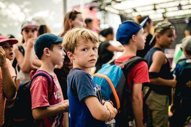 Festival des enfants de Cultures du cœur 84