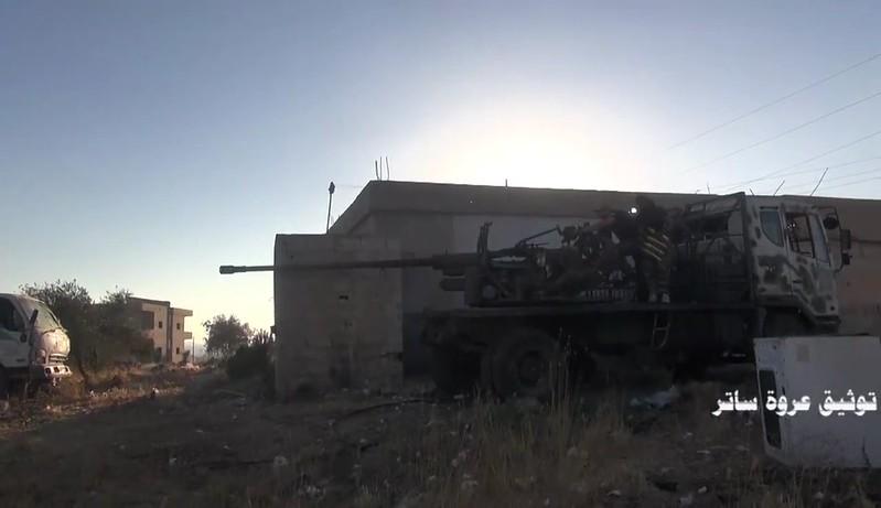 57mm-S-60-truck-golan-regiment-quneitra-2017-twi-1
