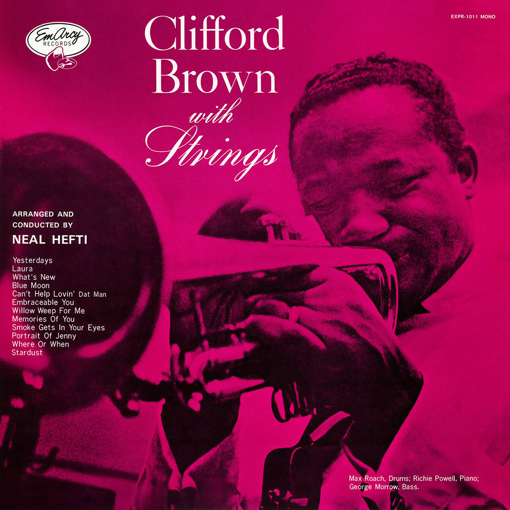 Clifford Brown - Cliford Brown with Strings