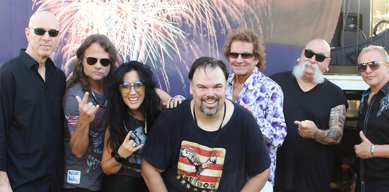 Starship featuring Mickey Thomas… and me!