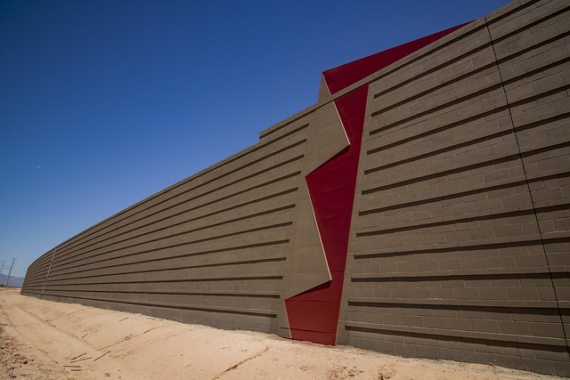South Mountain Freeway - Pecos Segment Soundwalls