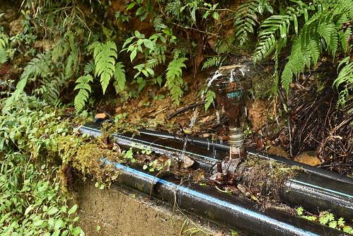 合歡溪步道-水管