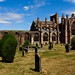 Melrose Abbey Scotland