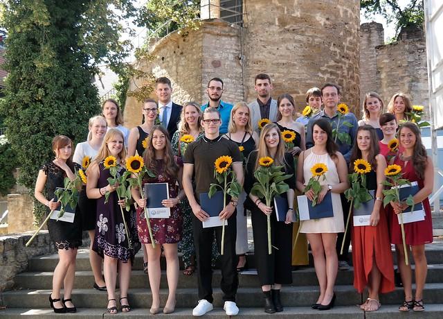 Absolventenfeier 2018
