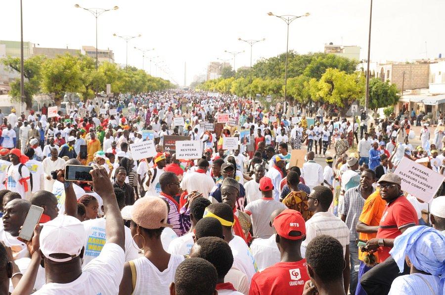 Marche de l'Opposition du 13 juillet 2018 (5)