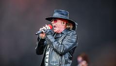 Guns N' Roses - Ullevi, Gothenburg 21.07.18