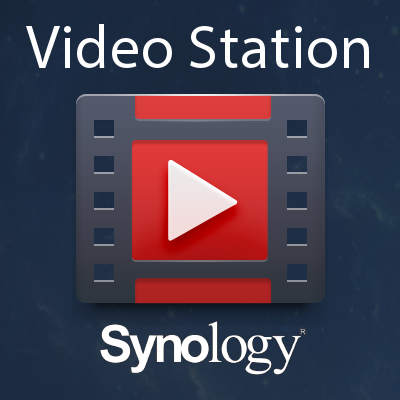 จัดการภาพยนตร์บน NAS Synology ด้วย Video Station
