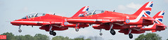 Red Arrows 1 - RIAT Fairford 2018