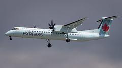 De Havilland Canada DHC-8-402Q C-GJZX Air Canada Express