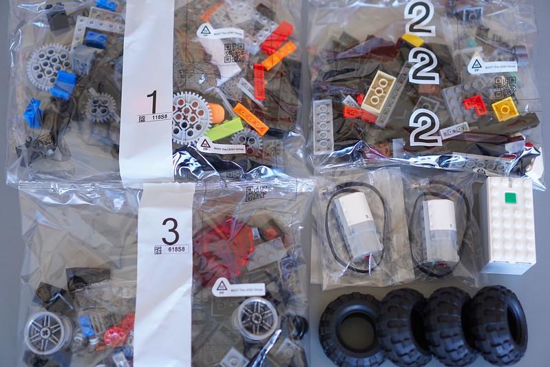 LEGO App-Controlled Batmobile (76112)