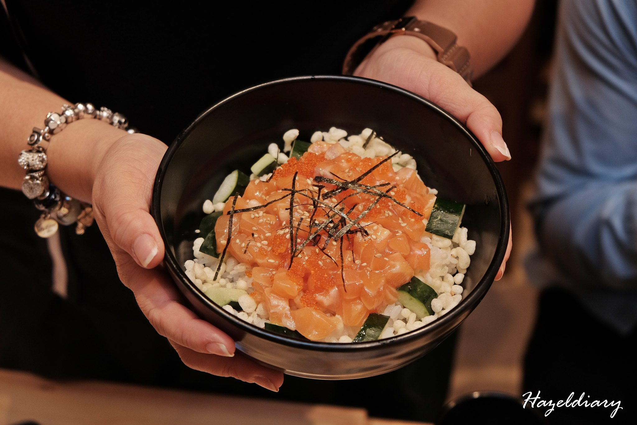 Hokkaido-Ya-Salmon Don