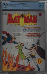 International Editions Graded by CGC & CBCS
