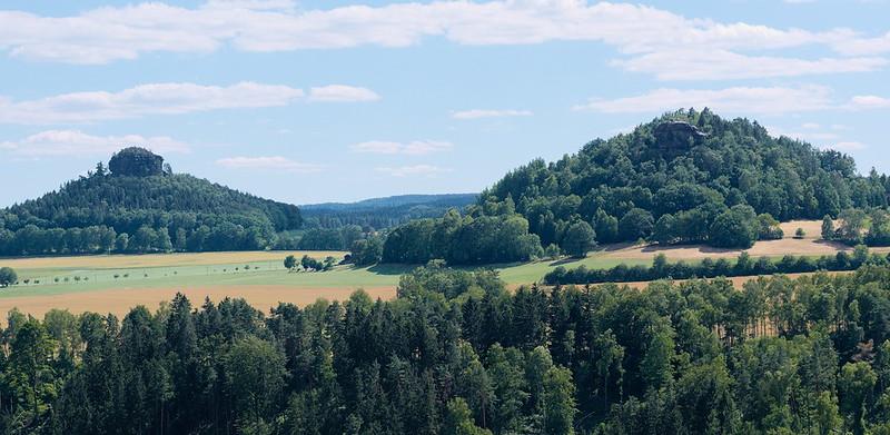 Czesko-Saska Szwajcaria Zirkelstein, Kaiserkrone