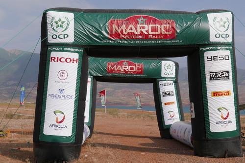 Maroc Historic Rally 2018
