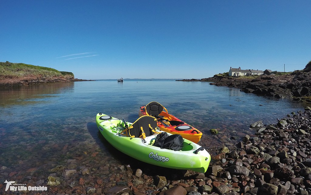 GOPR0253 - Paddle from St Brides to Martin's Haven