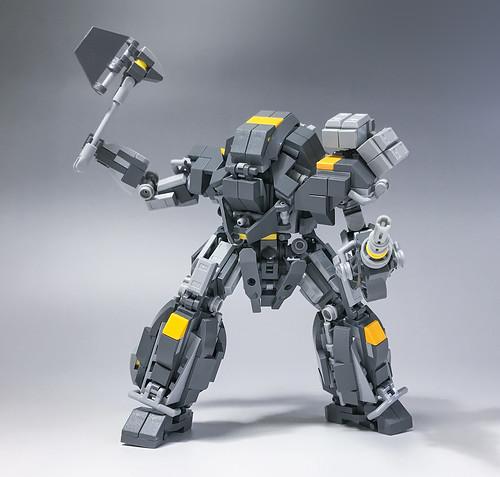LEGO Robot Mk15-TypeD-07