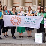 CAFOD Share the Journey at Westminster Cathedral