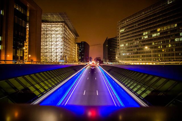 Bruxelles, un 10 décembre 2016