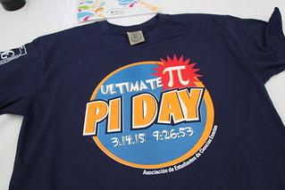 Celebración del Día de Pi