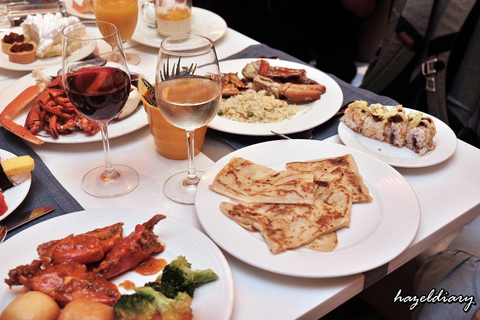 The Line Shangri-La Hotel-Durian buffet-Hazeldiary