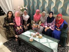 Raya @ K.Fara's House