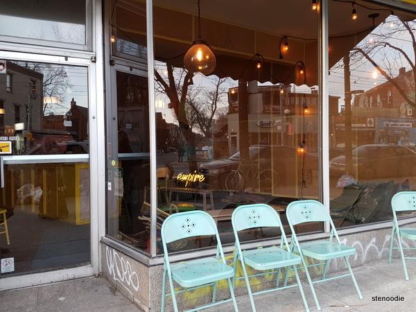 Empire Espresso storefront