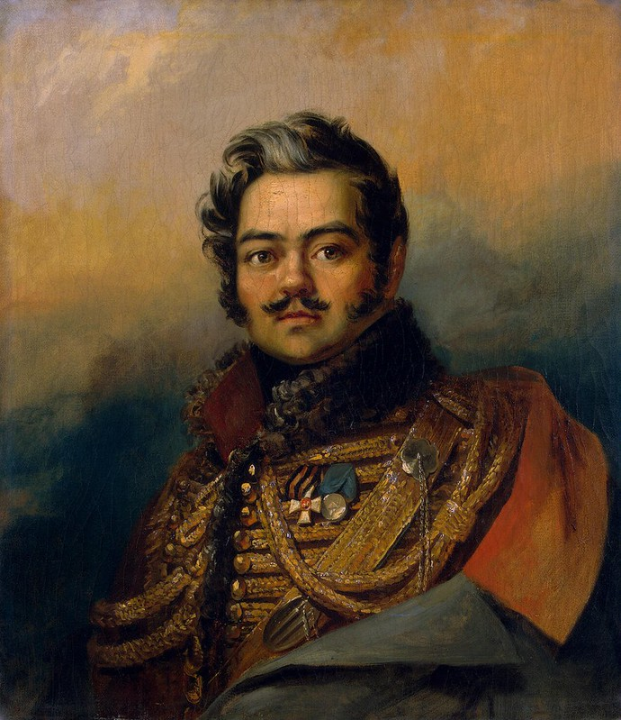 Джордж Доу. Военная галерея 1812 года. Часть 3