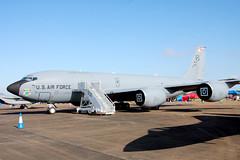 Boeing KC-135R Stratotanker (63-8021) - 100th ARW - 351st ARS - US Air